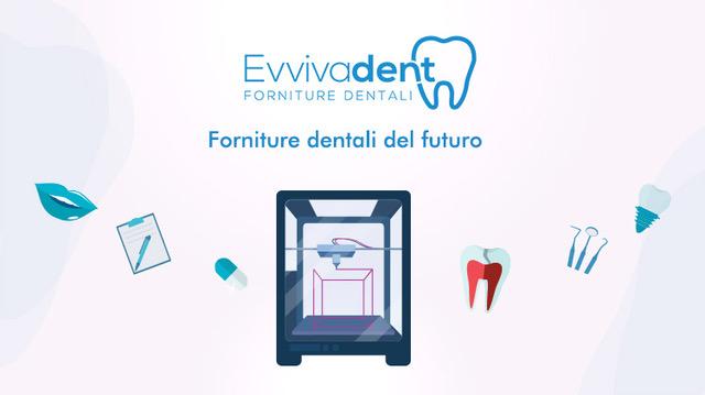 Novità dal mondo delle forniture dentali: la stampante 3d