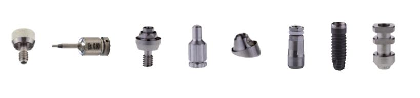 Prodotto – Componentistica Implantare Compatibile
