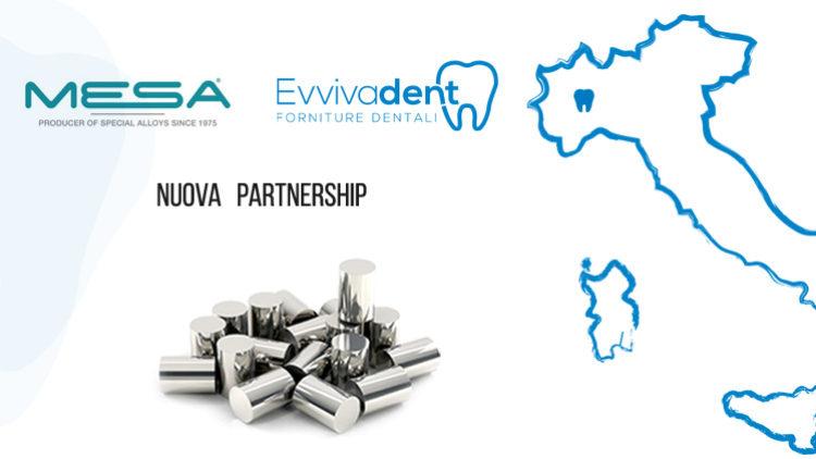 Evvivadent e Mesa: nuovi partner per la distribuzione di prodotti dentali